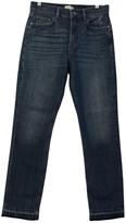 Claudie Pierlot Blue Cotton Trousers