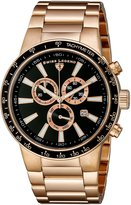 Swiss Legend Men's 10057-RG-11-RA Endurance Analog Display Swiss Quartz Rose Gold Watch