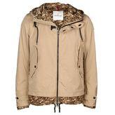 Moncler Patrice Camo Trim Jacket