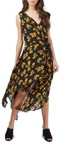 Topshop Women's Marigold Wrap Midi Dress