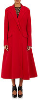 Lanvin Women's Fit & Flare Coat-RED