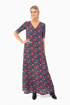 Warm Goa Sunset Kensington Dress