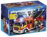 Playmobil NEW Fire Engine with Lights & Sound