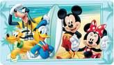 "Disney Mickey Mouse ""Summer Fun"" Decorative Bath Mat"