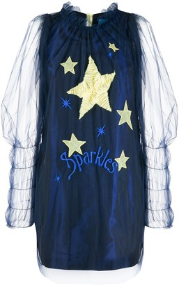 Viktor & Rolf It's a Kind of Magic star print dress