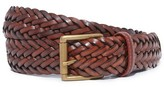 Andersons Anderson's Woven Leather Belt