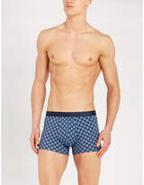 Derek Rose Hipster slim-fit stretch-cotton boxer shorts