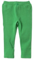 Zutano Girls' Primary Solid Stretch Knit Jegging.