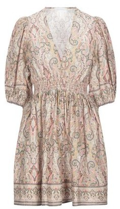 Zimmermann Short dress