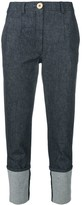 Talbot Runhof Nicolala Jeans