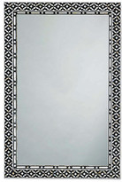Jamie Young Evelyn Wall Mirror - Black/Pearl