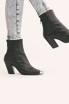 Faryl Robin Ride Or Fly Ankle Boot by at Free People, Black, US 6