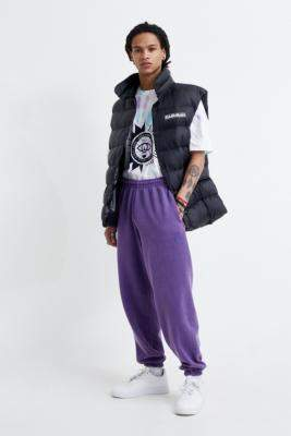 Urban Outfitters Iets Frans... iets frans... Purple Joggers - purple S at