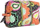 Vera Bradley Luggage Women's Large Cosmetic Ziggy Zinnia