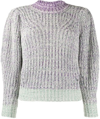Etoile Isabel Marant knitted chunky jumper