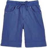 Il Gufo Cotton-Blend Bermuda Shorts