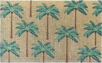 Doormat Designs Colonial Palms Regular Doormat