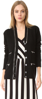 Marc Jacobs Long Sleeve Cardigan