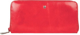 Bosca Women's Old Leather Zip Around Wallet