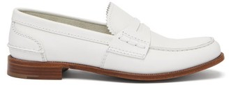Church's Pembrey Leather Penny Loafers - White