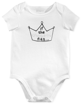 First Impressions If The Crown Fits Bodysuit, Baby Girls (0-24 months), Created for Macy's