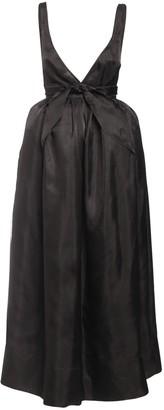 Brock Collection Silk Organza Dress
