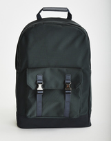 C6 Pocket Backpack Ballistic Nylon Grey