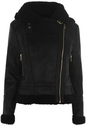 Biba Hooded Aviator Jacket