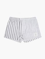 Thom Browne Striped Cotton Boxer Shorts