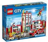 Lego Infant City Fire Station Play Set - 60110