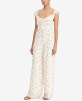 Denim & Supply Ralph Lauren Tie-Back Jumpsuit