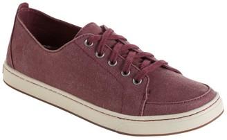 L.L. Bean Women's Campside Shoes, Oxford Lace to Toe