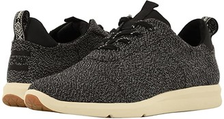 Toms Cabrillo (Drizzle Grey Chambray Mix) Women's Lace up casual Shoes