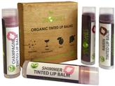 Organic Supple Lips Tinted Lip Balm Set