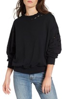 Soprano Women's Holey Sweatshirt