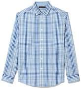 Vince Camuto Plaid Sport Shirt