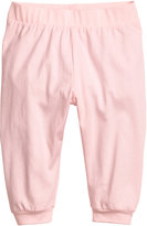 H&M Jersey Pants - Light pink - Kids