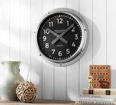 Pottery Barn Nautical Wall Clock
