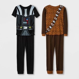 Star Wars Boys' pc Pajama Set -