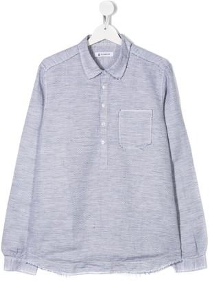 Dondup Kids Slim Fit Shirt