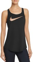 Nike Flow Metallic Tank