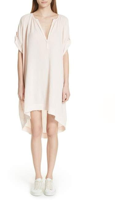 ATM Anthony Thomas Melillo Gauze Dress