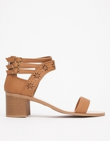 Cut-Out Heel