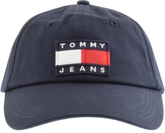 Tommy Jeans Logo Cap Navy