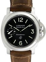 Panerai Vintage Men's Luminor Marina Stainless Steel Watch, 44mm