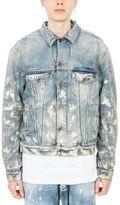 Off-White Blue Denim Vintage Jacket