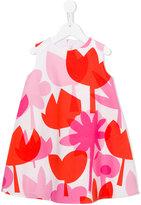Il Gufo floral print dress - kids - Cotton - 8 yrs