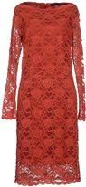 Twin-Set Knee-length dresses - Item 34530233