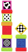 Sassy Sensory Blocks - Shapes and Numbers