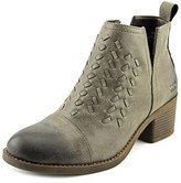 Billabong Cutting Loose Women Round Toe Suede Tan Ankle Boot.